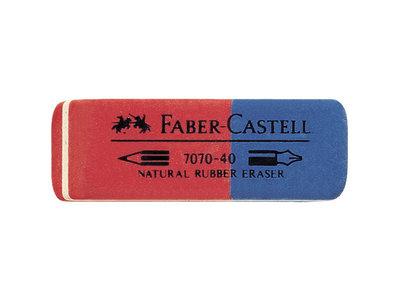 gum Faber-Castell Combi 7070-40 rubber