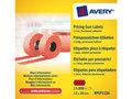 prijstangetiketten-Avery-permanent-26x12mm-rood-10-rol-in---doos