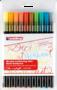 edding-1340-brush-pen-set-van-10-set-assorti-zachte-kleuren